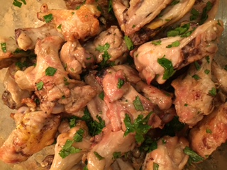 a paleo approved chicken wing recipe