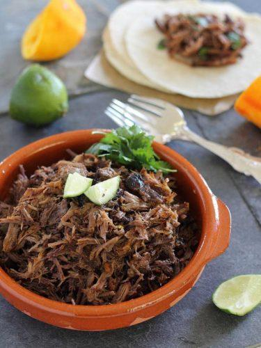 Easy Asian Beef Carnitas Recipe