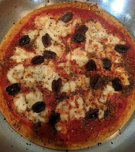 Garbanzo Crust Pizza – An Easy Gluten Free Option The Family Will Love