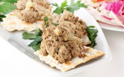 Grandma Goody's Chopped Liver Recipe