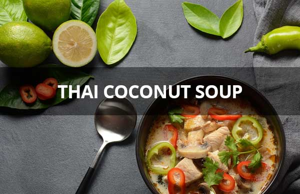 Coconut Soup Recipe