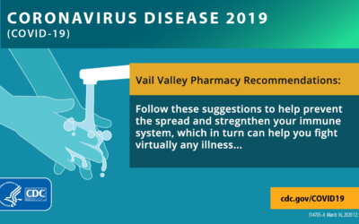 Suggestions from Vail Valley Pharmacy