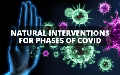 New Peer-Reviewed Publication: Natural Interventions for Phases of COVID Infections