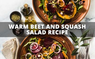 Warm Beet and Squash Salad Recipe
