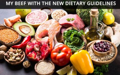 My Beef With the New Dietary Guidelines